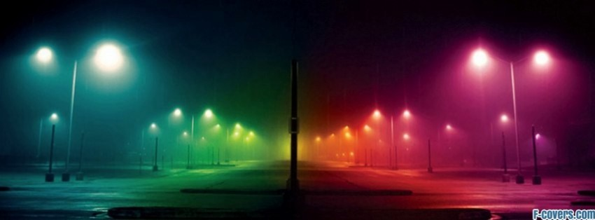 parking lot lights facebook cover