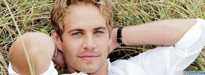 paul walker 1 facebook cover