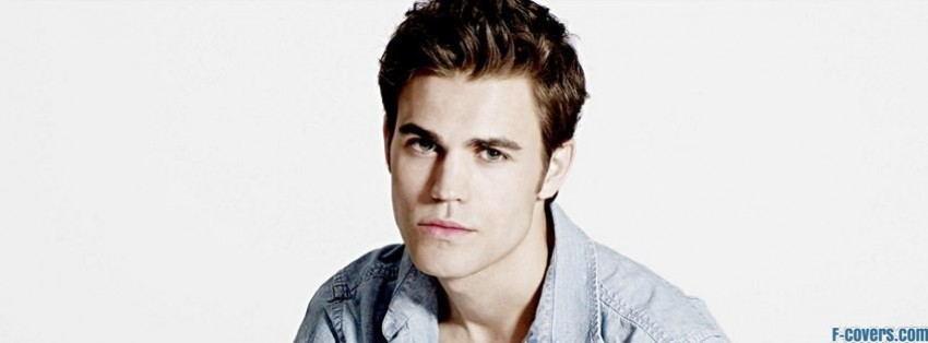 Facebook Paul Wesley Paul Wesley 2 Facebook Cover