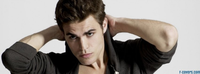 Facebook Paul Wesley Paul Wesley 4 Facebook Cover