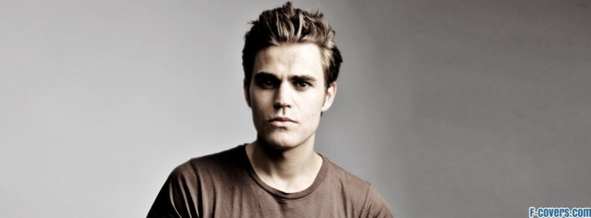 Facebook Paul Wesley Paul Wesley 8 Facebook Cover