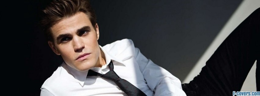 Facebook Paul Wesley Paul Wesley 9 Facebook Cover