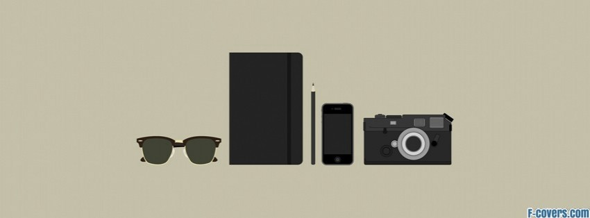 photographer necessities facebook cover