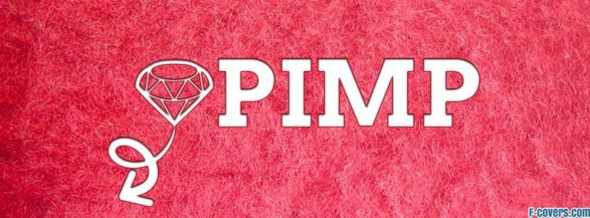 pimp pointed at profile pic facebook cover