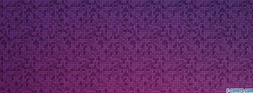pink purple pixels Facebook Cover timeline photo banner for fb