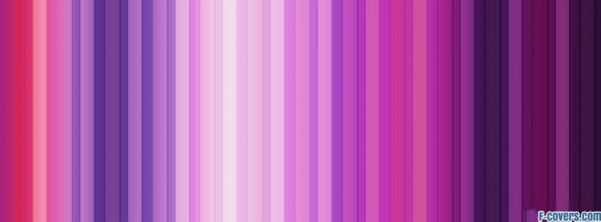 pink purple stripes facebook cover