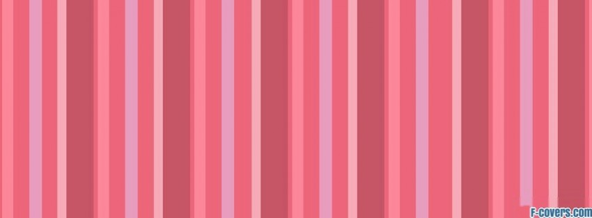 pink red stripes facebook cover