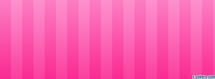 pink stripes facebook cover