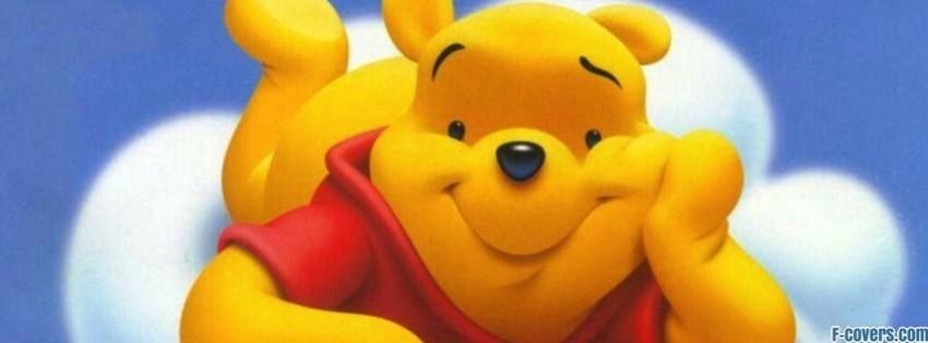 pooh bear facebook cover
