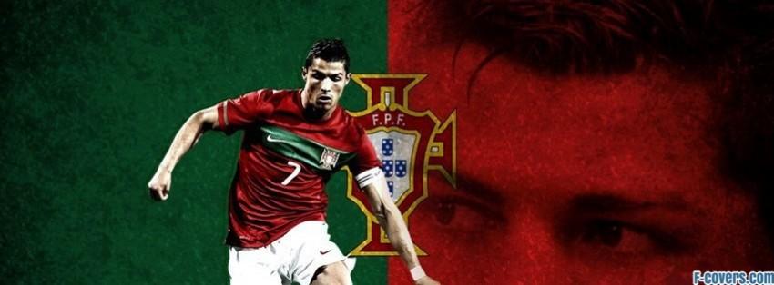 portugal christiano ronaldo 1 facebook cover