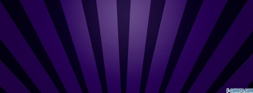 purple beam stripes facebook cover