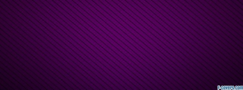 purple diagonal striped pattern facebook cover