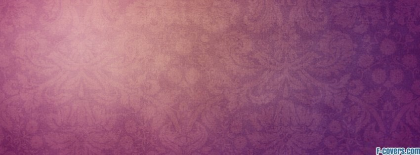 purple floral pattern Facebook Cover timeline photo banner for fb