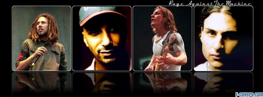 rage against the machine facebook cover
