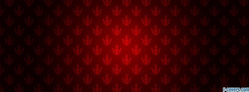 red and black pattern 1 Facebook Cover timeline photo banner for fb