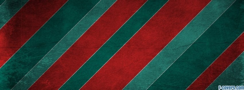 red and green diagonal stripes pattern facebook cover