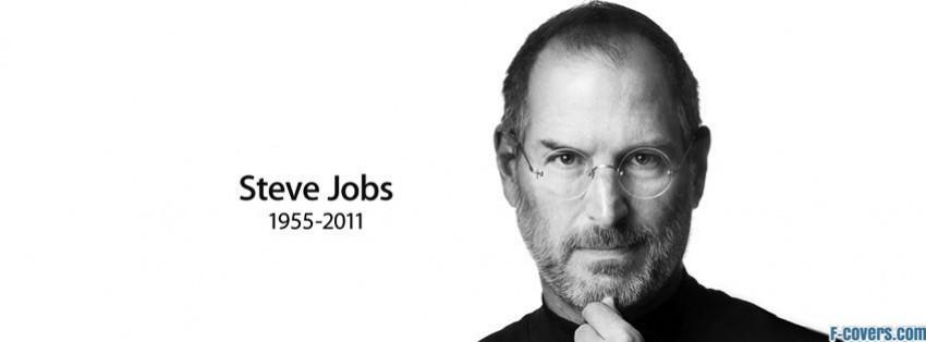 steve jobs Facebook Cover timeline photo banner for fb