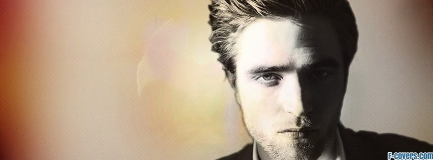 robert pattinson 1 facebook cover