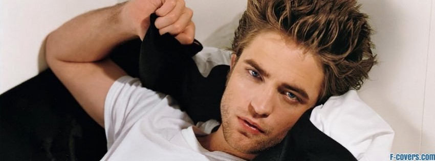 robert pattinson 3 facebook cover