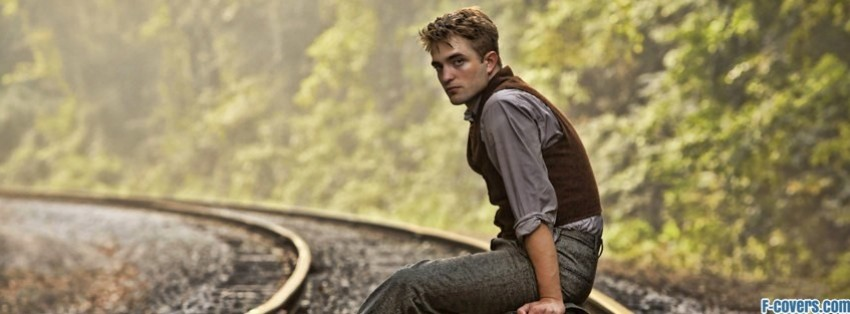 robert pattinson 8 facebook cover