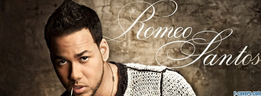 romeo santos 1 Facebook Cover timeline photo banner for fb