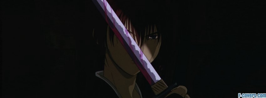 rurouni kenshin samurai facebook cover
