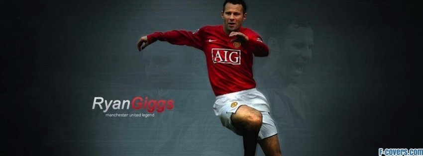 ryan giggs manchester united facebook cover