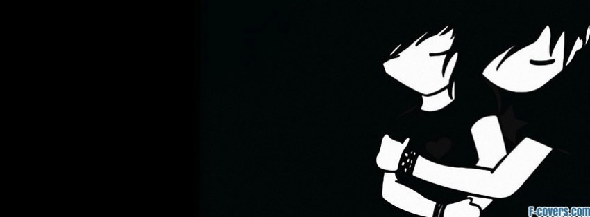 sad emos facebook cover