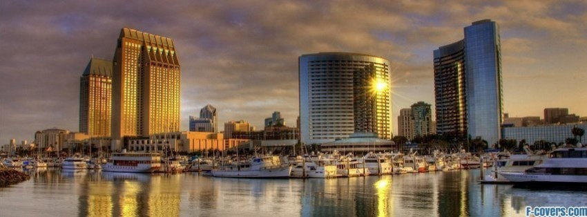 San Diego 4 Facebook Cover Timeline Photo Banner For Fb