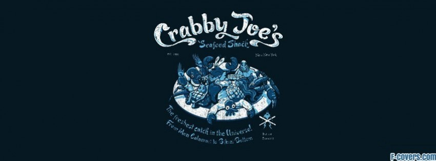 seafood zoidberg mr crabs spongebob futurama spoo facebook cover