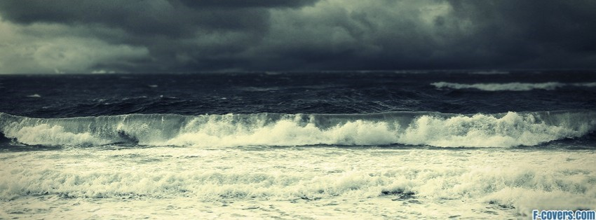 Ocean Tides Facebook Cover Timeline Photo Banner For Fb
