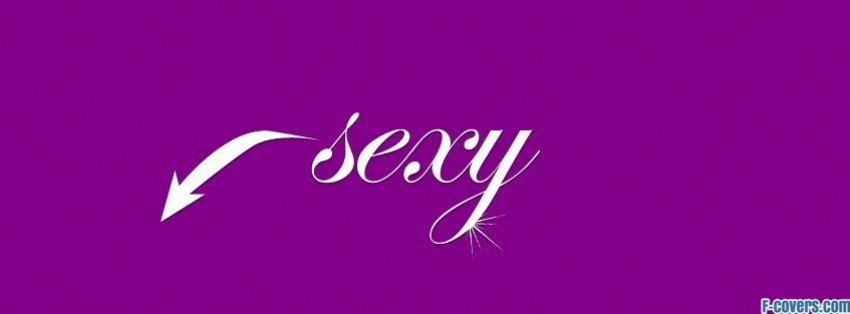 sexy point at profile pic facebook cover