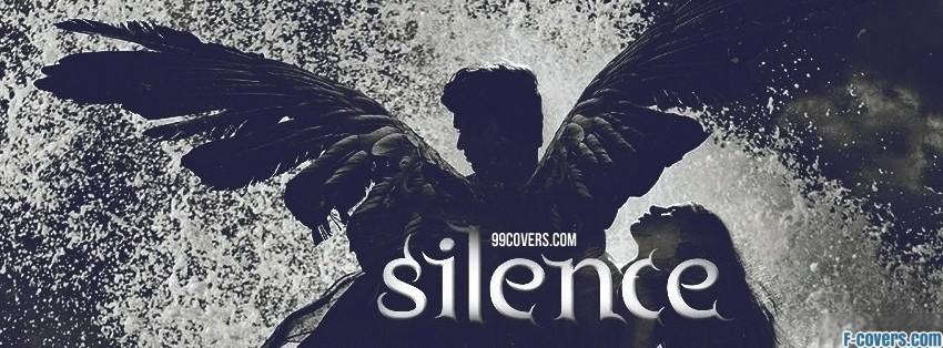 silence facebook cover