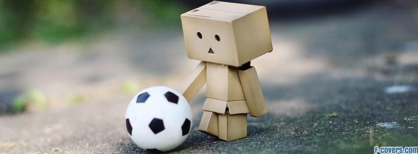 soccer robot facebook cover
