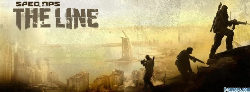 spec ops the line soldiers in dubai facebook cover