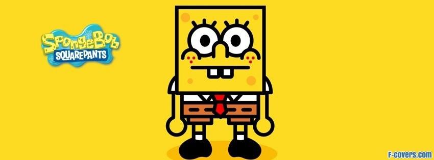 spongebob cartoon facebook cover