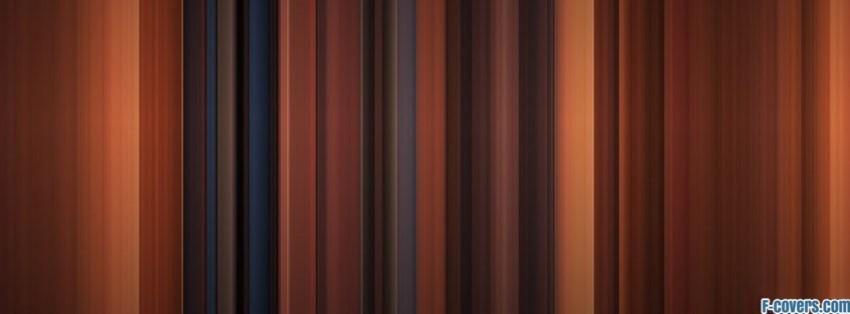 stripes pattern brown blue facebook cover