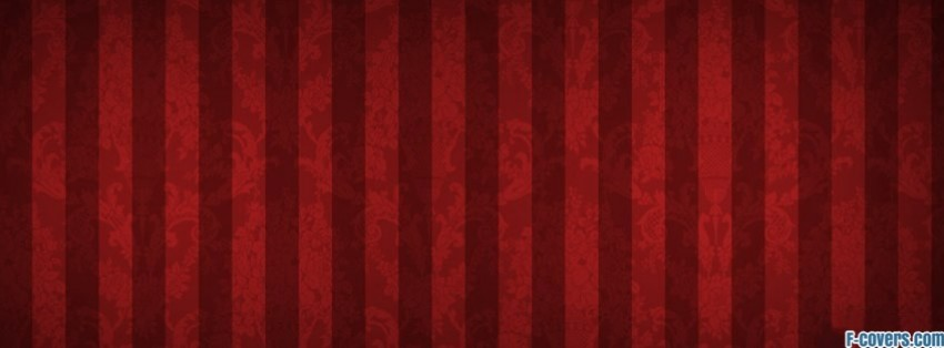 stripes pattern red grunge facebook cover
