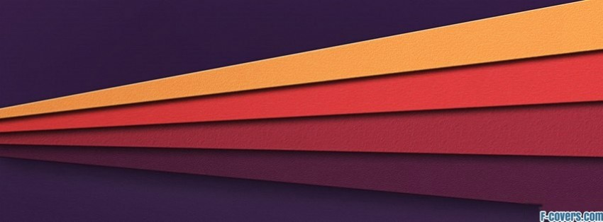 stripes pattern textured purple red yellow facebook cover