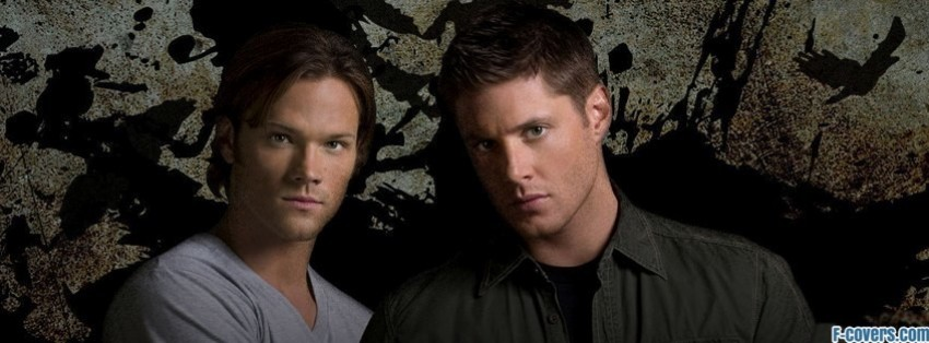 supernatural facebook cover