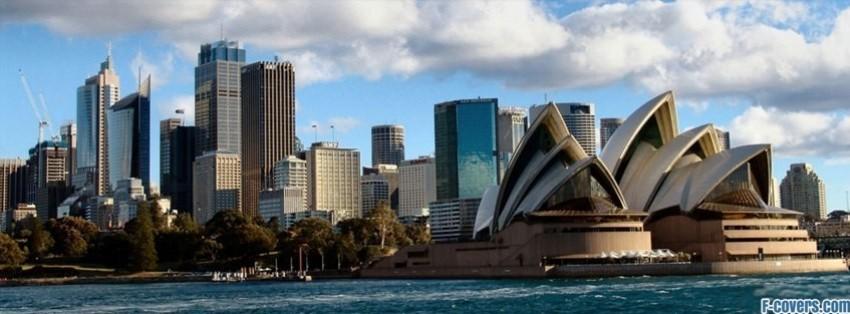 Sydney Australia Facebook Cover Timeline Photo Banner For Fb