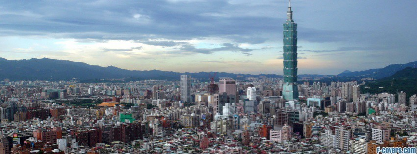 taipei facebook cover
