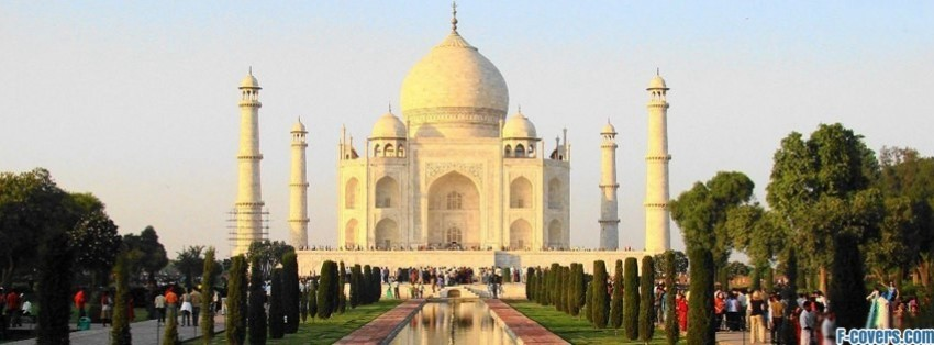 taj mahal 1 facebook cover