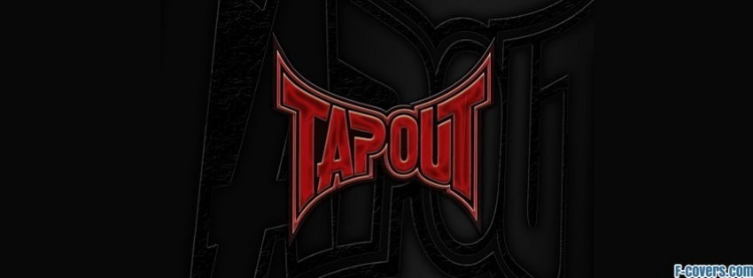 tapout facebook cover