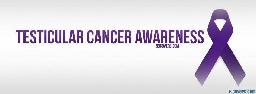 testicular cancer awareness facebook cover