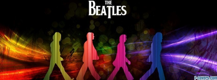 the beatles 1 facebook cover