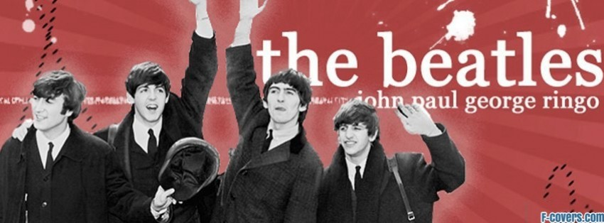 the beatles 2 facebook cover