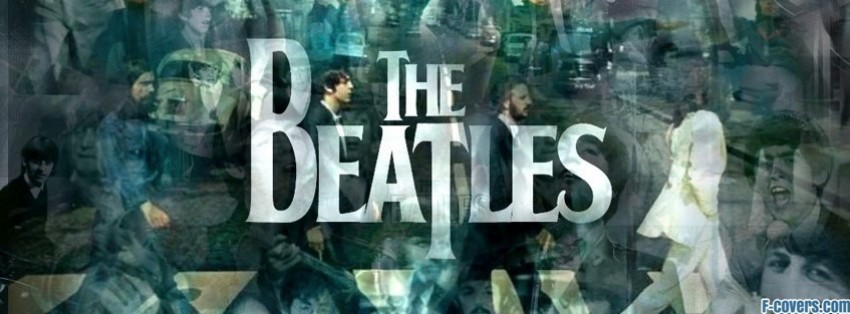 the beatles 3 facebook cover