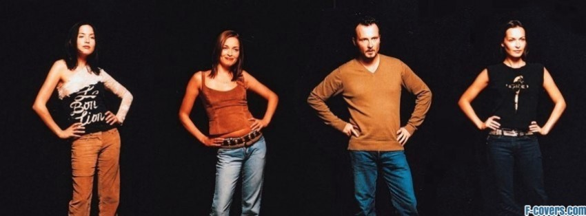 the corrs facebook cover