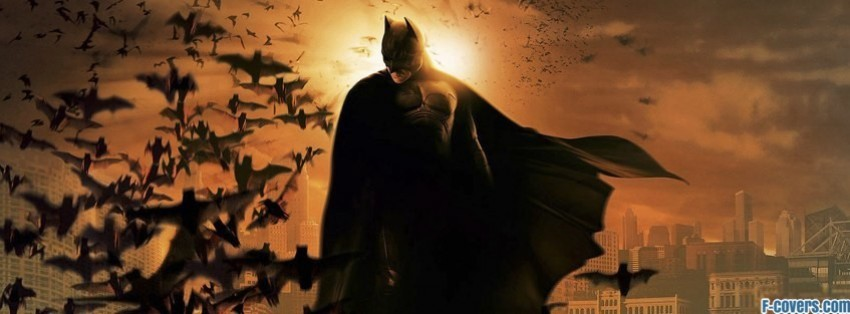 the dark knight rises batman facebook cover